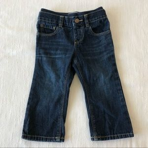 Baby Gap Bootcut Jeans Size 18-24 Month